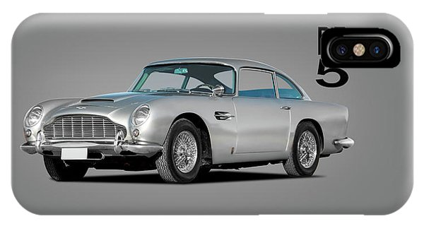 Aston Martin Db5 IPhone Case