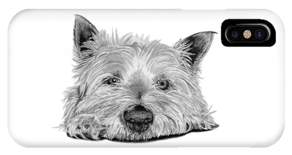 Little Dog IPhone Case