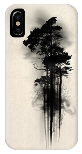 Magician iPhone Case - Enchanted Forest by Nicklas Gustafsson