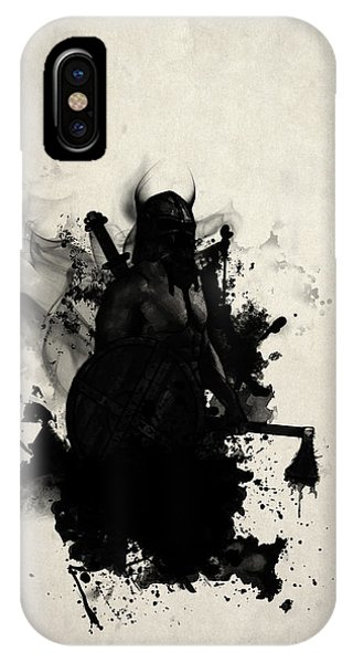 Sketch iPhone Case - Viking by Nicklas Gustafsson