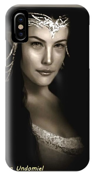 Arwen Undomiel IPhone Case