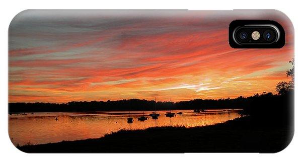Arzal Sunset IPhone Case