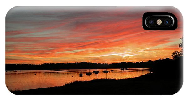 Arzal Sunset IPhone Case