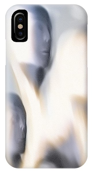 Relaxation iPhone Case - As If I Were Dead by Bob Orsillo