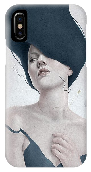 Cosmetic iPhone Case - Ascension by Diego Fernandez
