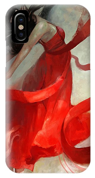 Women iPhone Case - Ascension by Steve Goad