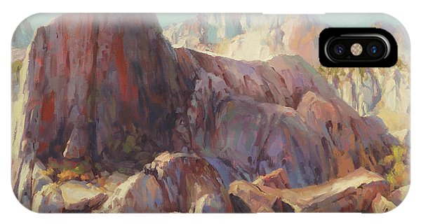 Back iPhone Case - Ascension by Steve Henderson