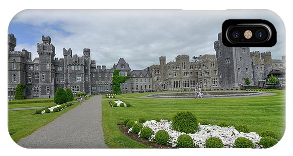 Ashford Castle IPhone Case