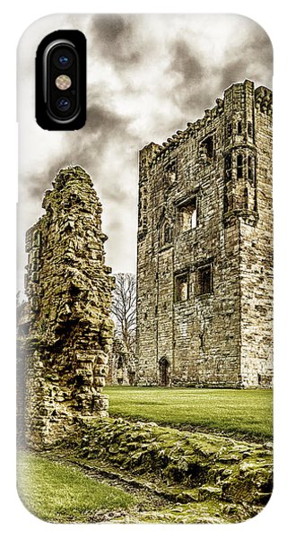 Ashby Castle IPhone Case