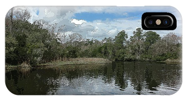 Ashley River IPhone Case