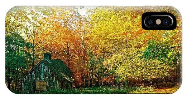 Ashridge Autumn IPhone Case