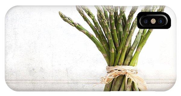 Asparagus Vintage IPhone Case