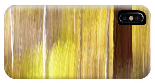 Aspen Blur #1 IPhone Case