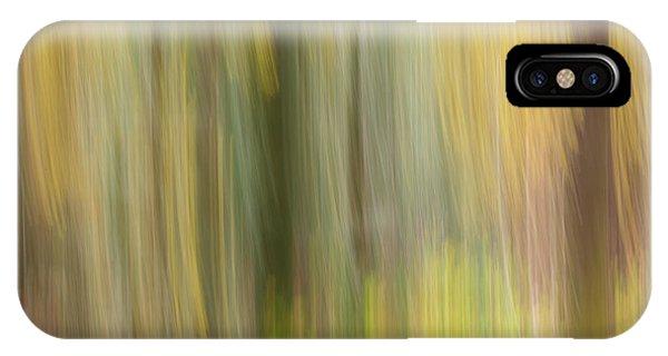 Aspen Blur #2 IPhone Case