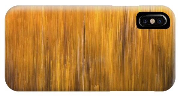 Aspen Blur #5 IPhone Case