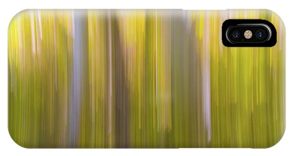 Aspen Blur #6 IPhone Case