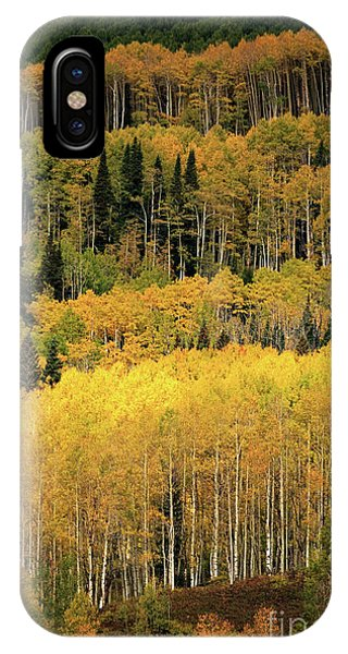 Aspen Groves IPhone Case