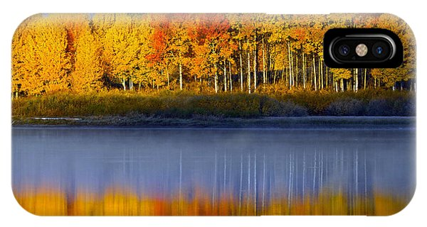 Aspen Reflection IPhone Case