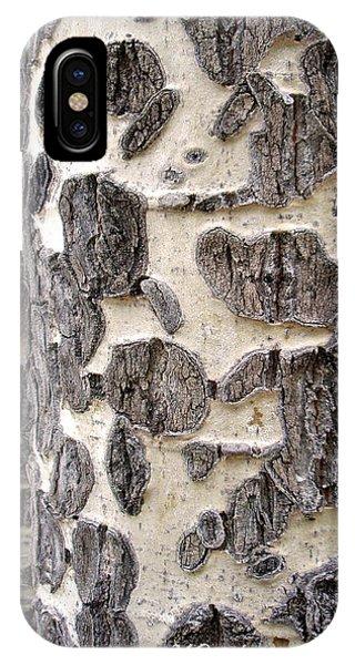 Aspen Scars IPhone Case