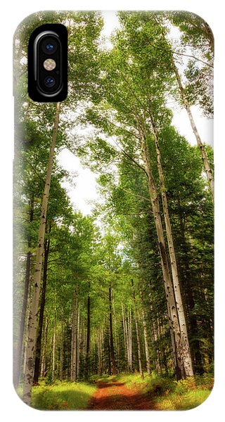 Aspens Galore IPhone Case