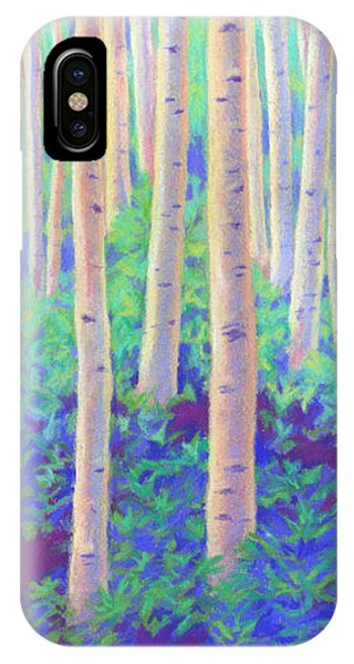 Aspens In Aspen IPhone Case