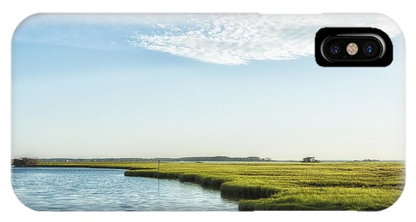 Assateague Island IPhone Case