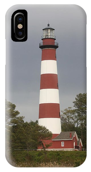 Assateague Lighthouse IPhone Case
