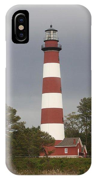 Assateague Lighthouse IPhone Case