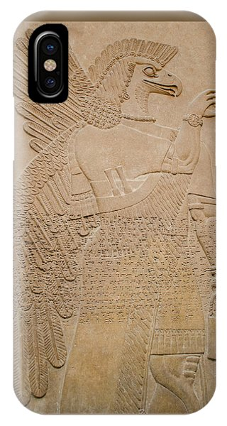 Assyrian Guardian IPhone Case