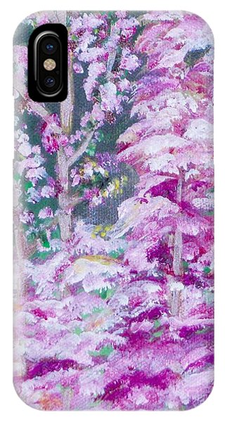 Astilbes IPhone Case