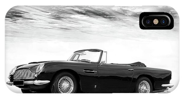 Martin iPhone Case - Aston Db5 1964 by Mark Rogan