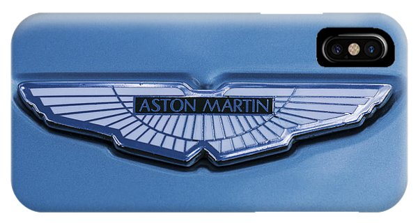 Aston Martin IPhone Case