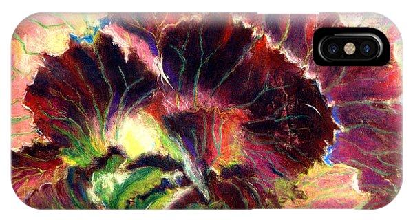 Astonishing Cabbage  Pastel IPhone Case