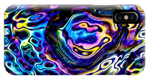Astral Platter IPhone Case
