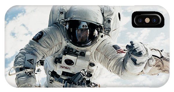 Astronomy iPhone Case - Astronaut by Nasa