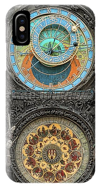 Astronomical Hours IPhone Case