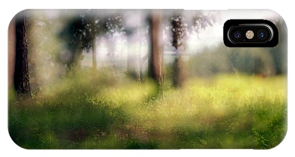 At Menashe Forest IPhone Case