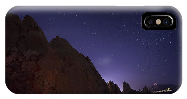 At Night IPhone Case