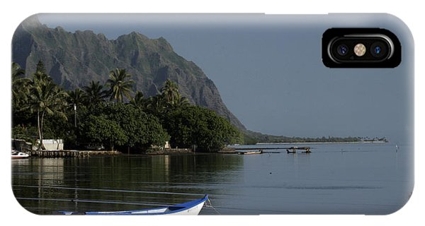 At Rest, Oahu IPhone Case