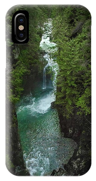 Wonderful Waterfall IPhone Case
