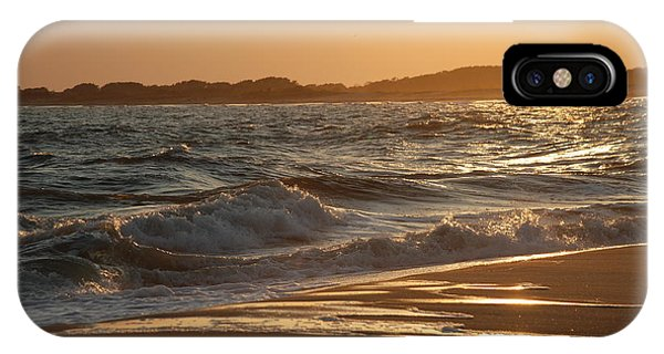 At The Golden Hour IPhone Case