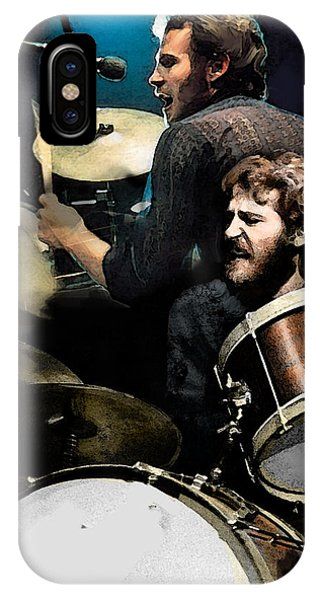 The Helm  Levon Helm  IPhone Case