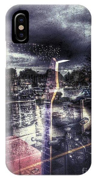 At The Sound Of Night Phone Case by Steven Digman