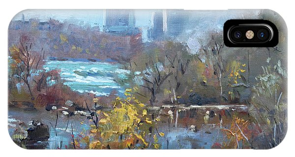 Sister iPhone Case - At Three Sisters Island by Ylli Haruni
