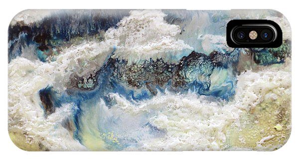 At Water's Edge II IPhone Case