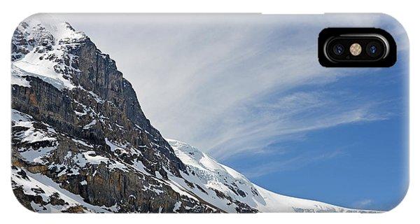 Athabasca Glacier IPhone Case