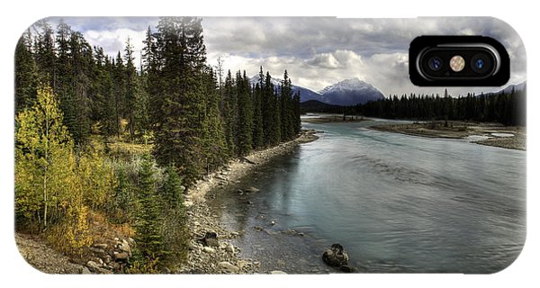 Athabasca River IPhone Case