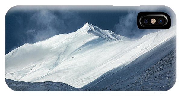 Atigun Pass In Brooks Range IPhone Case