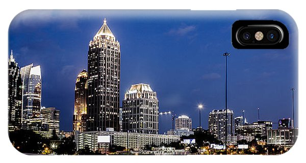 Atlanta Midtown IPhone Case