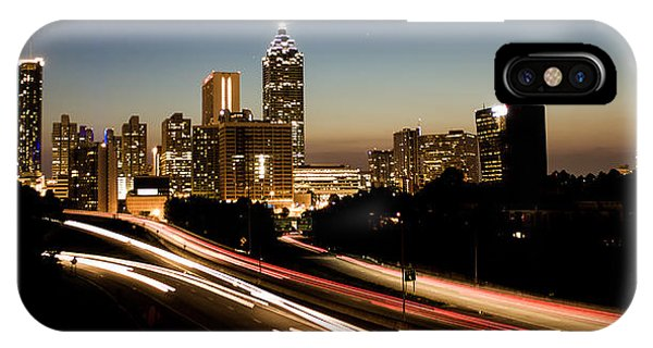 Atlanta IPhone Case